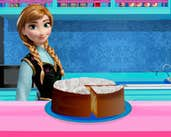 Play Anna Makes Coconut Cake