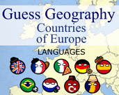 Play Guess Countries: Europe