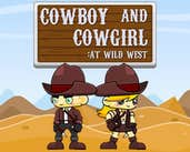 Play Cowboy and Cowgirl: at Wild West