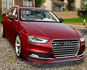 Play Audi RS4 Avant Puzzle