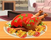 Play Cooking Thanksgiving Turkey