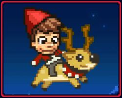 Play Reindeer Rescue