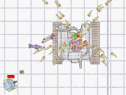 Play Paper Tank Arena