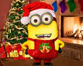 Play Minion Christmas Fashion