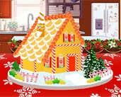 Play Christmas Gingerbread House