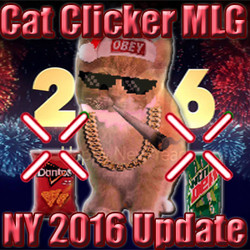 Play Cat Clicker MLG