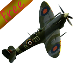 Play World of Aircrafts: Spitfire