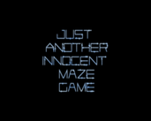 Play Just Another Innocent Maze Game