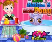 Play Little Annas Little Pony