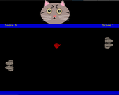 Play Kitty Pong