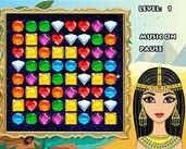 Play Diamonds Egyptian princess