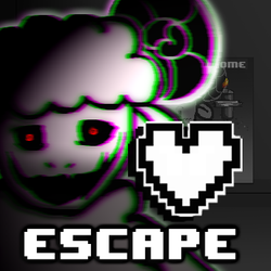 Play Can You Escape Love? An Escape the Room Game Inspired by Undertale