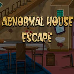 Play Abnormal house escape