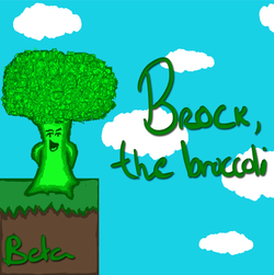 Play Brock, the Broccoli BETA 1.1
