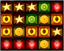 Play Fruits Slices Match