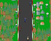 Play Cuidado con los peatones en la via