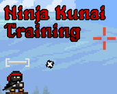 Play Ninja Kunai Training
