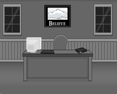 Play Black And White Escape: Office