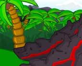 Play Escape Lava Island