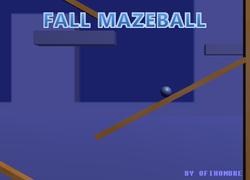 Fall Mazeball