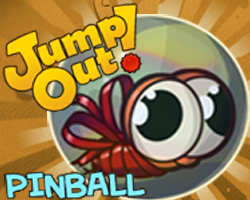Play Jump Out! The Pinball