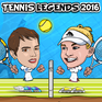 Play Tennis Legends 2016