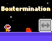 Play Spaceman Steve in: Boxtermination