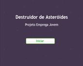 Play Destruidor de Asteroides