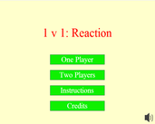 Play 1 v 1: Reaction