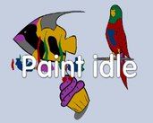 Play Paint idle