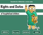 Play Rights & Duties of Hospitalized Children