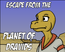 Play Escape from the Planet of the Dravids