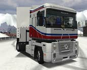 Play Renault Truck Magnum