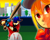 Play Baseball RPG Home Run