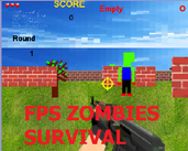 Play FPS Zombies Survival