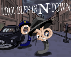 Play Troubles in N-town. Chapter A: 10