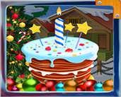 Play Christmas Cake