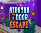 Play Knf Vibgyor 7 Door Escape