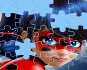 Play Ladybug and Cat Noir Puzzle