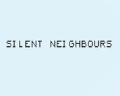 Play Silent Neighbours