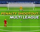 Play Penalty Shootout: Multi League