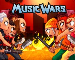 Play Music Wars