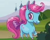 Play Cute Little Horse Jigsaw