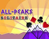 Play All-Peaks Solitaire