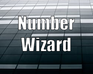 Play Number Wizard UI