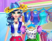 Play Candy Girl Dressup