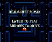 Play Headache Pacman
