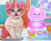 Play Kitty Dental Caring
