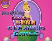 Play Sena Birthday Cleaning