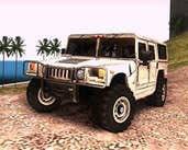 Play Hummer H1 Puzzle